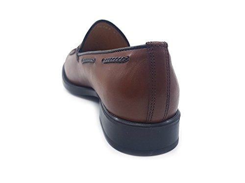 TDM Brown Uomo 20143 Boss CUOIERIA MainApps Mocassino ANTICA Dark qSwptxfp