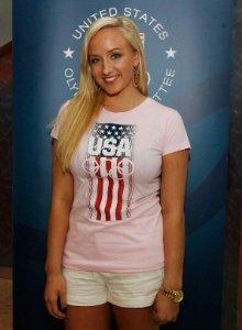 Nastia Liukin 8X10 Photo - 2008 Olympic Gymnast #37