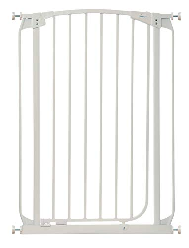 Dreambaby Chelsea Extra Tall Auto Close Security Gate in White