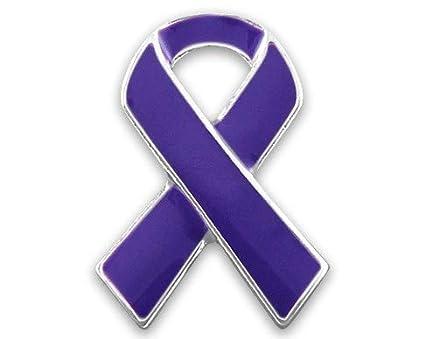 725615cad Domestic Violence Awareness Pin (1 Pin - Retail)