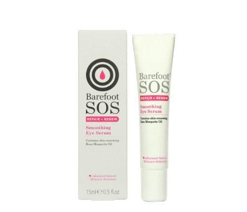 Barefoot SOS Repair & Renew Smoothing Eye Serum 15 ml by Barefoot SOS Repair & - Shopping Barefoot Mall