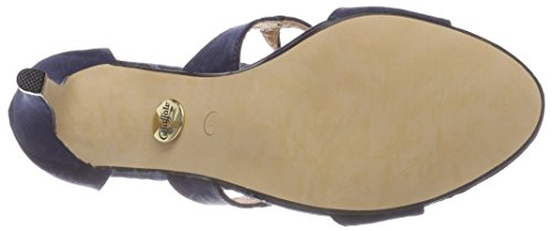 Ankle Sued IMI Sandals 001 Women's 315972 A300 10 Bhwmd Blue Navy Buffalo Strap TBxa4wUq