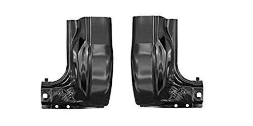 50 Super Duty Reg/Crew Cab Steel Cab Corners (Set of 2) (Ford F350 Super Duty Corner)