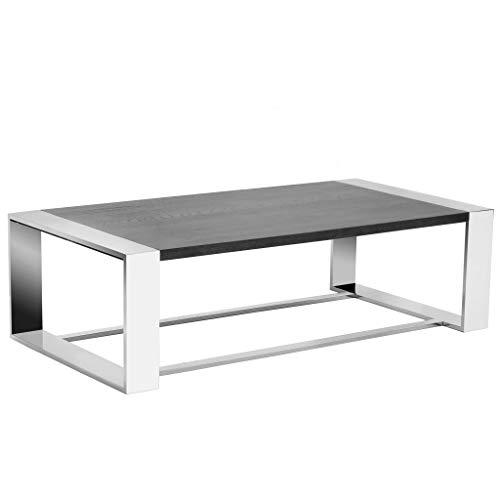 Sunpan Modern 100223 Club Collection Coffee Tables, Grey