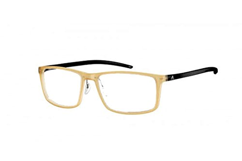 New Adidas Prescription Eyeglasses - AF46 6110 - Matte Cream