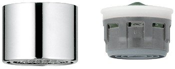 Grohe 13 935 000 Manufacturer Replacement Part, Starlight Chrome (000 Grohe Starlight)