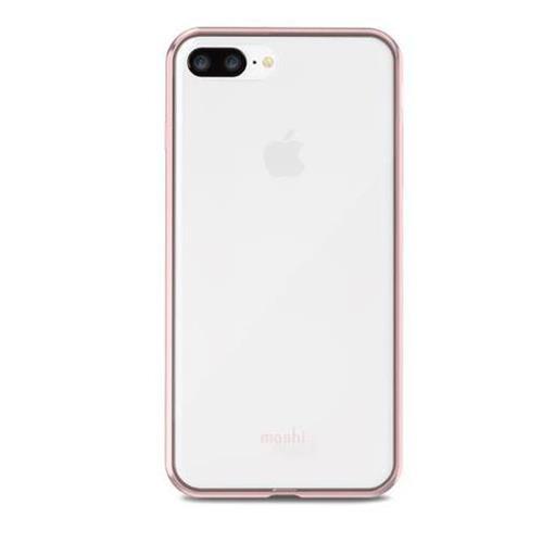 buy online 6e3ac e40df Amazon.com: Moshi Vitros for iPhone 8 Plus/iPhone 7 Plus - Clear ...