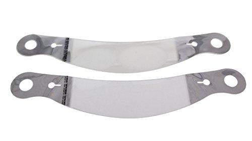Racing Optics 10206C Xstack Helmet Tear Off Fits Bell: Dominator.3, GTX.3, GP.3, HP.3 with SE03/SE05 - Bell Racing