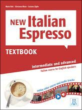 New Italian Espresso Textbook, Level 2-Intermediate & Advanced