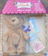 Lil Luvables Fluffy Factory Make A Luvable Mini Kit