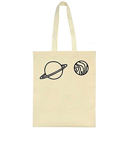 Idcommerce Minimalistic Bag Minimalistic Tote Planets Idcommerce YwzqrHpxY