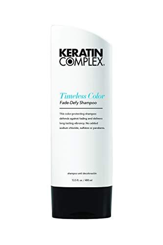 Keratin Complex Timeless Color Fade-Defy Shampoo, 13.5 oz