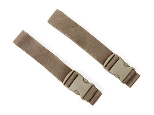 Covermates - Holiday 2PK Expandable Cinch Straps - 3 YR Warranty - Various
