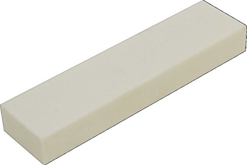 Marshalltown 15382 1 x 2 x 8-Inch 60 Grit Rubbing Stone, White