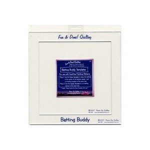 Prairie Sky Quilting Batting Buddy Templates (Quilting Template Set)