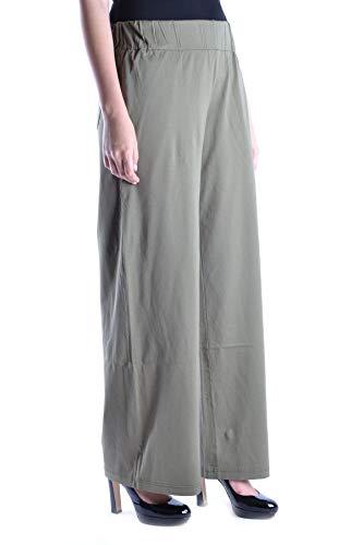 Pantaloni Cotone Mcbi14567 Donna Verde Aspesi T0qCSw