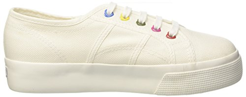 White Trainers Superga White Hearts 901 2730 Colors Cotw Women's OYqYwpX