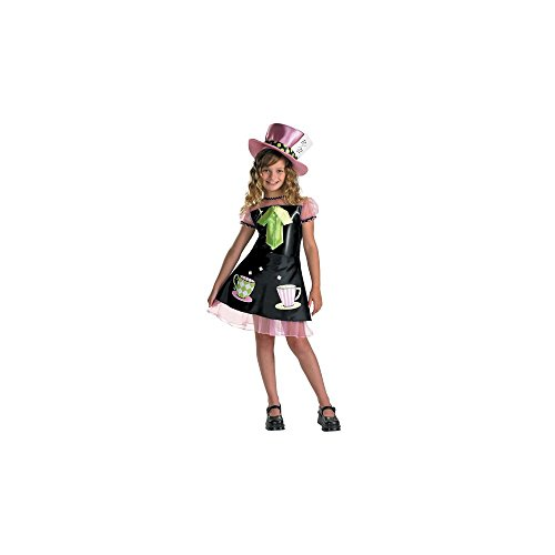 (Mad Hatter Child Costume)