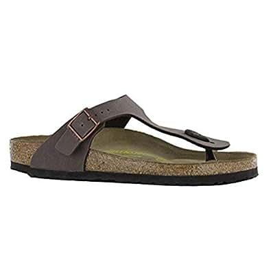 Birkenstock Australia Women's Gizeh Sandals, Mocca, 38 EU
