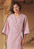 Exam Gown - Mammography Patient Gown(3/pack)