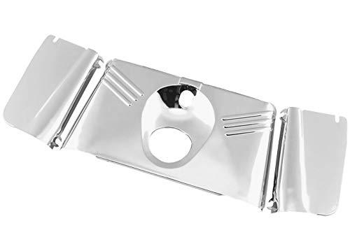 88-08 HARLEY FLSTC: Biker's Choice 3-Piece Fork Tin Kit- Chrome