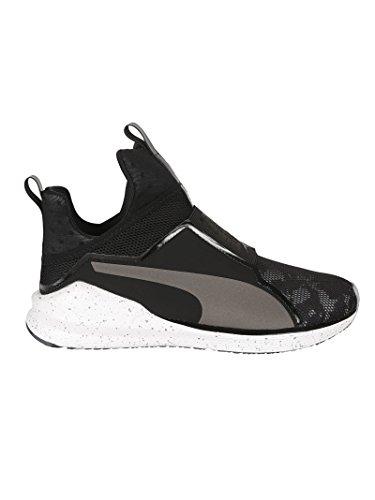 Puma Femme 189443001 Noir Polyamide Chaussures De Skate