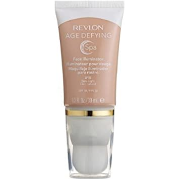 Amazon.com : Revlon Age Defying Spa Face Illuminator, Bare Light ...