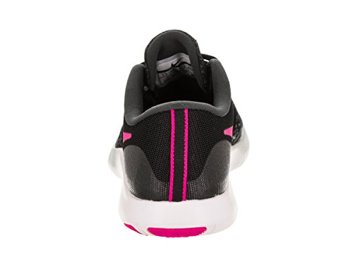 Nike de Wmns Hyper da Contact Anthracite Unisex Pink Wh Black Running Zapatillas Flex Scarpe Fitness trqa075tn
