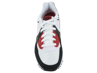 Nike Mens Air Max Light Bianco / Nero / Rosso