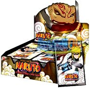 (Naruto Approaching Wind Booster Box (Bandai))