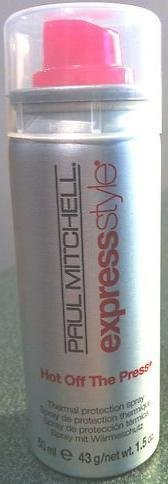 Paul Mitchell Hot Off The Press Thermal Protection Spray, 1.5 Ounce