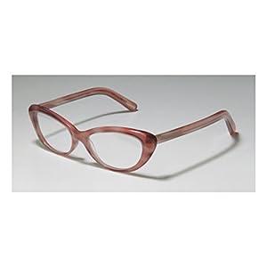 Elizabeth And James Valencia Womens/Ladies Cat Eye Full-rim Eyeglasses/Eyewear (52-16-140, Dirty Pink)