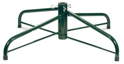 National Tree Company - 24'' Folding Artificial Christmas Tree Stand for 6 to 8-Foot Trees by National Tree Co-Import