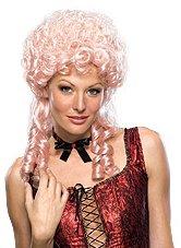 Rubie's Costume Co Sweet Marie Pink Wig