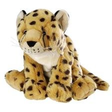 Wild Republic Cuddlekins Cheetah (Plush Cheetah Cuddlekin 16