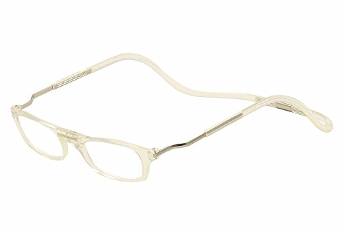Clic Reader Eyeglasses XXL Clear Full Rim Magnetic Reading Glasses - Xxl Eyeglasses