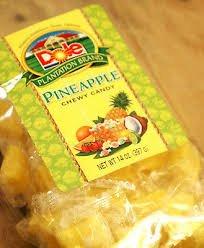 Hawaiian Candies Dole Pineapple Candy  Real Fruit Candy Pineapple Treats from Hawaii CandyGifts