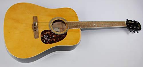 Bon Jovi Wanted Dead or Alive Richie Sambora Authentic Signed Autographed Full Size Blonde Acoustic Guitar Loa (Bon Jovi Acoustic Wanted Dead Or Alive)
