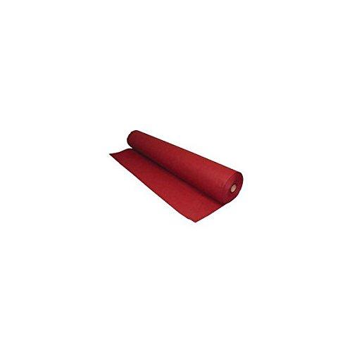 テーブルクロスとりぼんロールTRR150 ワインレッド/62-6302-11   B001UNDP4E
