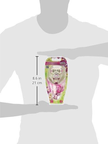 Dorco Shai SoftTouch 6- Six Blade Razor Shaving System- Valu