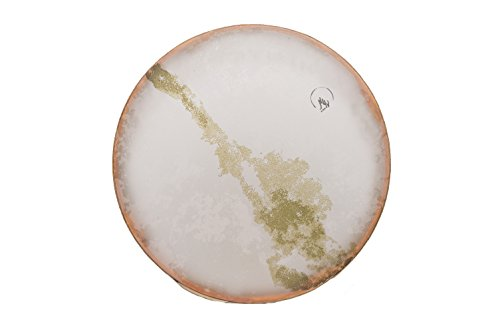 Persian Daf-Erbane-Frame drum-Elite Habibi with a free soft bag by musicanshop