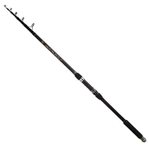 FRHP Fishing Rod Retractable Throw 2.4 Meters long 2.7 Meters Throwing Sea Fishing Hand Sea Dual Purpose Spinning Rod