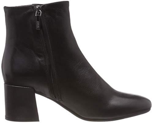 Oxitaly nero Women''s Black Boots Nero 445 Ankle Godiva rnrTY8Fq