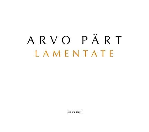 Lamentate (Sinfonieorchester Radio Swr)