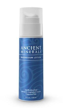 Ancient Minerals Magnesium Lotion - 8oz Bottle: Amazon.es: Salud y cuidado personal