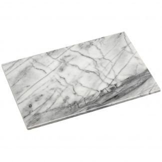 Extra Large Heavy White Marble Board by (Extra Large Marble)