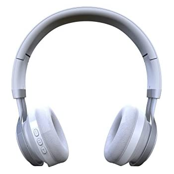 c5247921138 -GabbaGoods Over Ear Wireless Foldable DJ Headphones for All Bluetooth  Enabled Devices, iPhones, Smartphones, Tablets, MP3 Players.