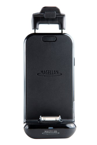 Magellan GPS Car Kit for iPhone 4, 4S, 3GS or iPod Touch 3rd, 4th Generation, AP0301SGXXX