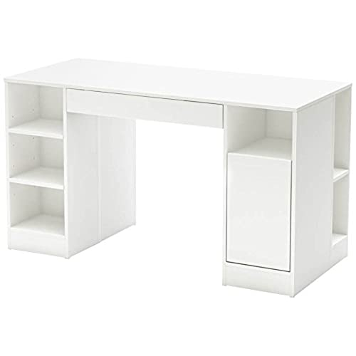 South Shore Crea Collection Craft Table White  sc 1 st  Amazon.com & Craft Desk with Storage: Amazon.com