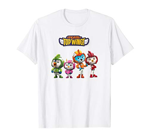Top Wing Squad T-Shirt